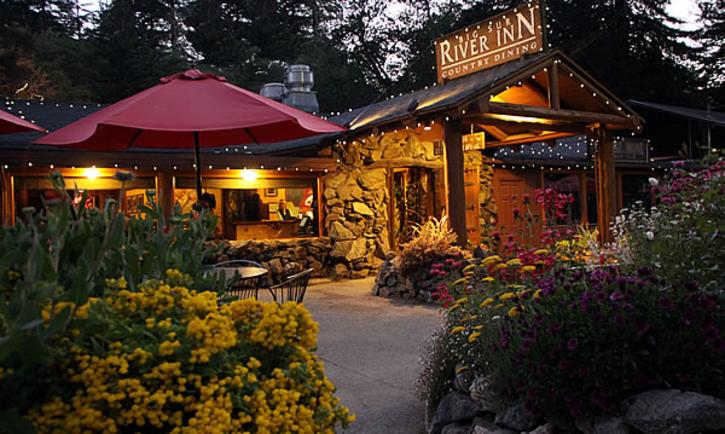 Big Sur River Inn Restaurant