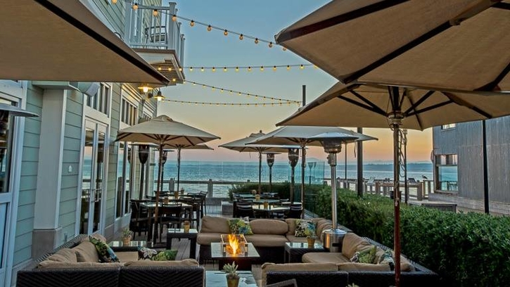 The C Restaurant + Bar at the Clement Monterey