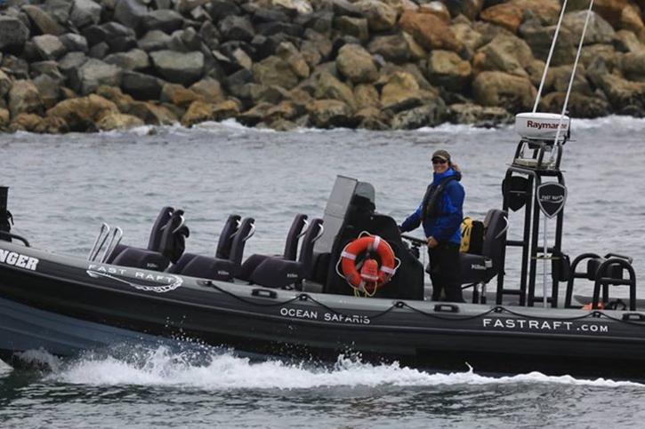Fast Raft Ocean Safaris