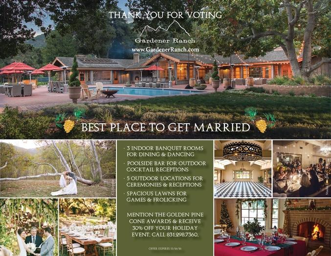 Carmel Wedding Venues | Gardener Ranch Wedding Venues Carmel Valley Ca 93924